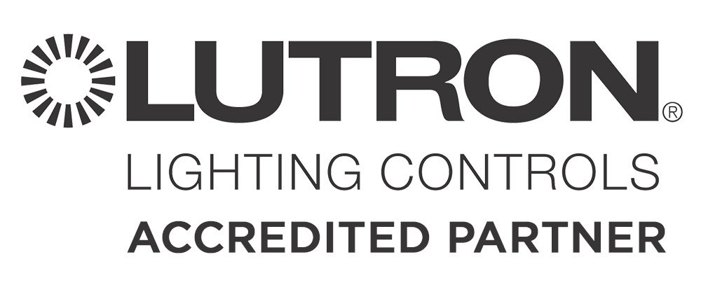 Lutron Lighting Accredited Partner