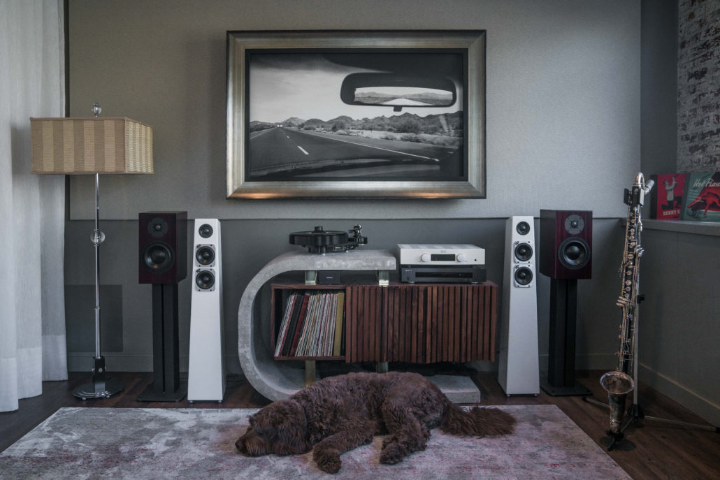 599 West High End Audio Room