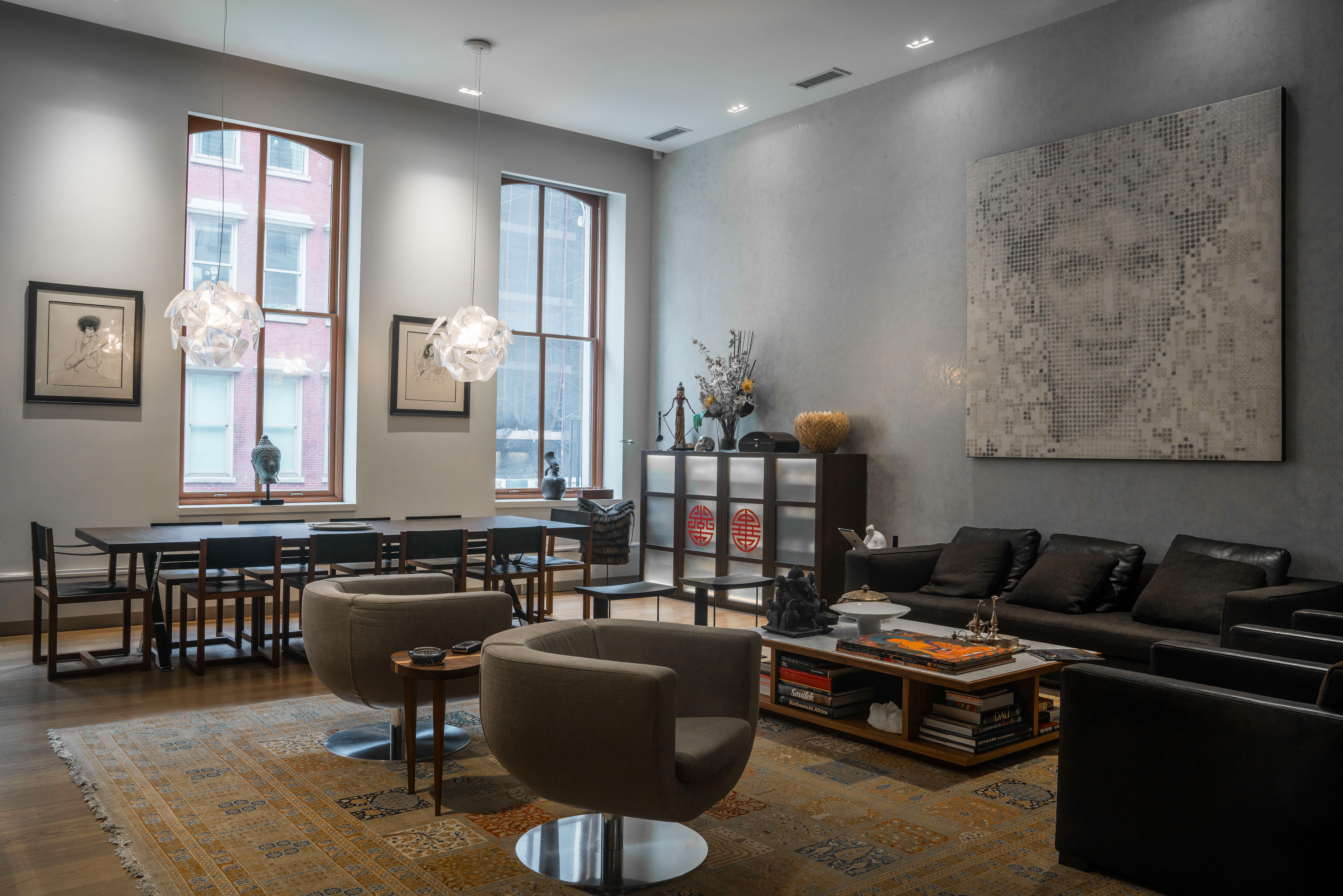 Tribeca Loft Art Lighting