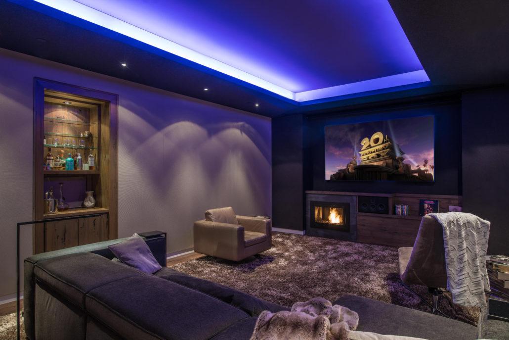 599 West Sony Cinkeak Home Theater Blue