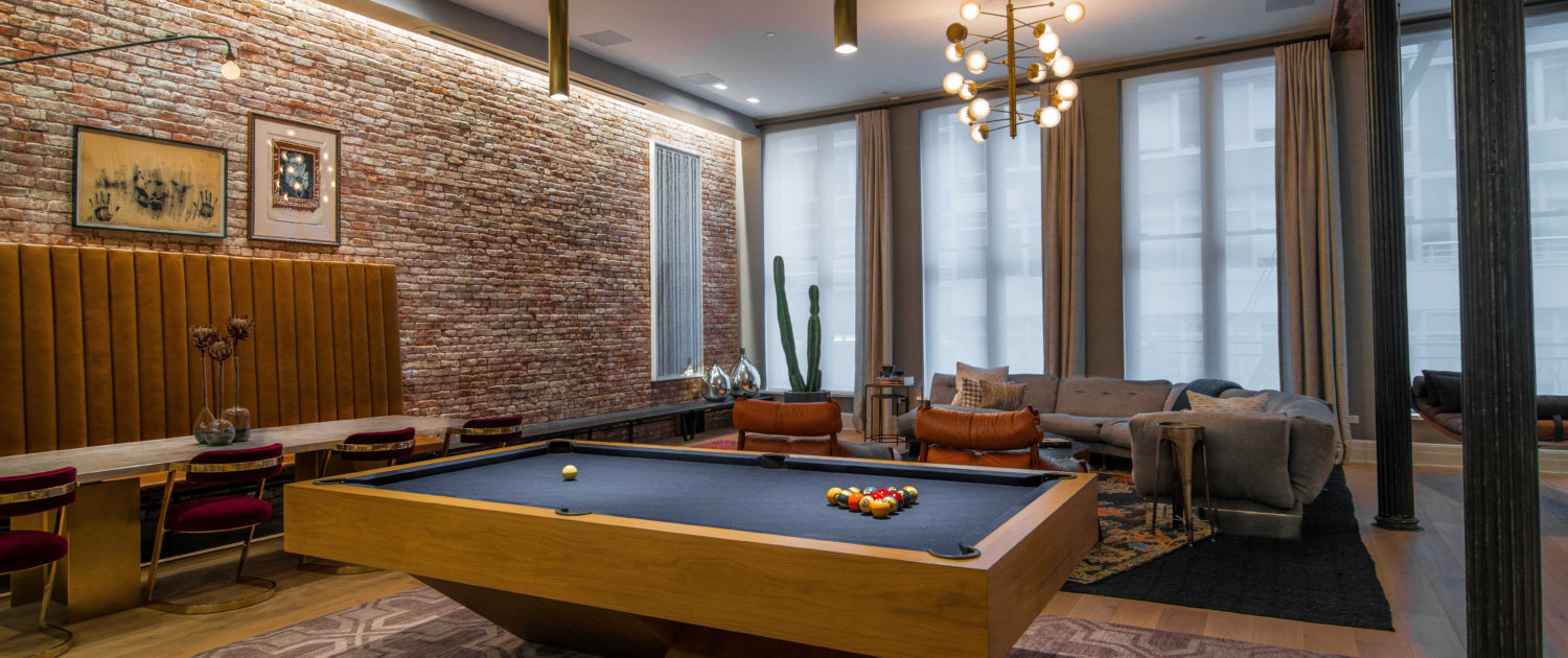 Tribeca Loft Lutron Lighting Shading 1