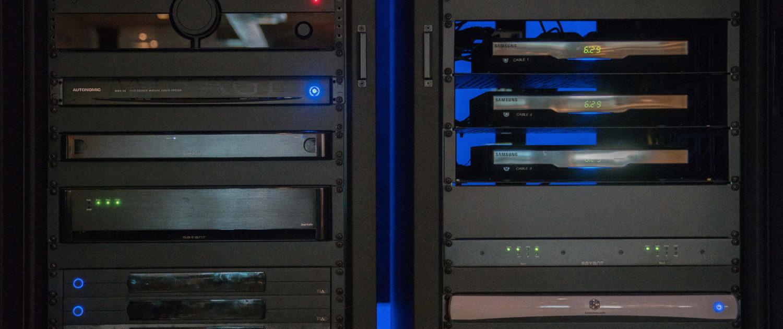 Networking Server Rack