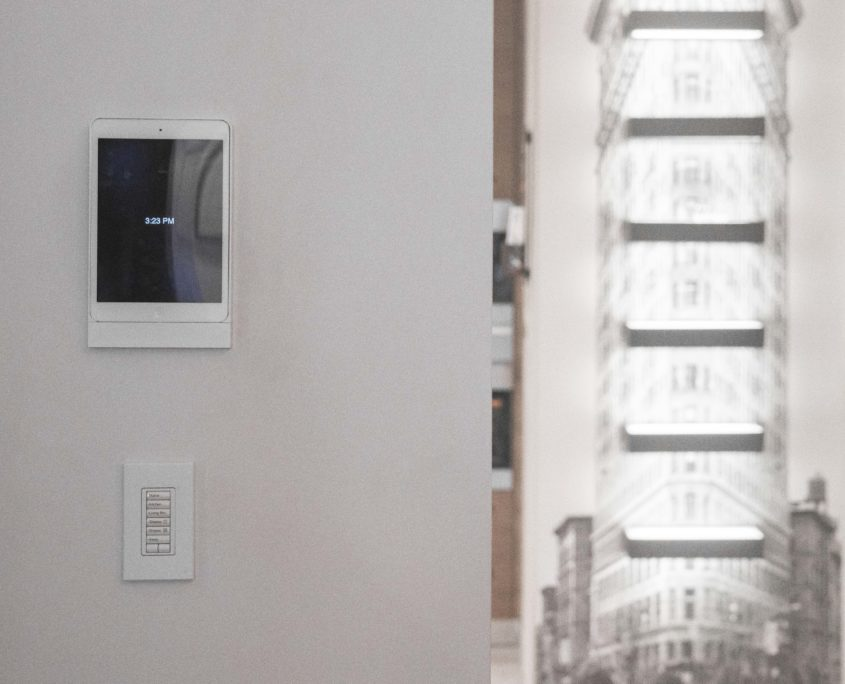 Tribeca Loft Lighting Savant and Lutron Control