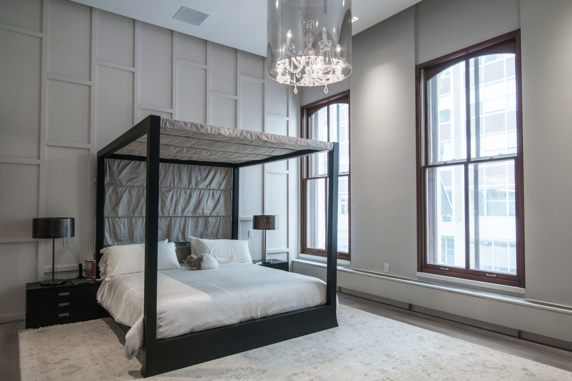 Tribeca Loft Bedroom